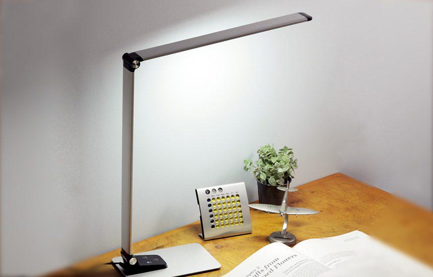 LEDスリムテーブルランプ