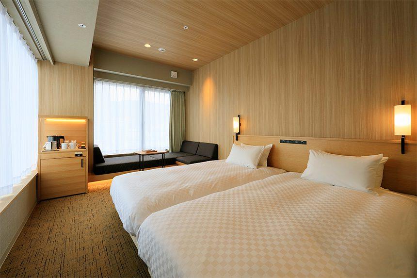 ホテル客室/2018年5月神戸の写真