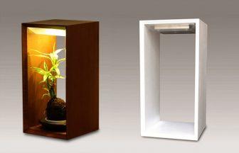 LED植物シェルフAkarina10