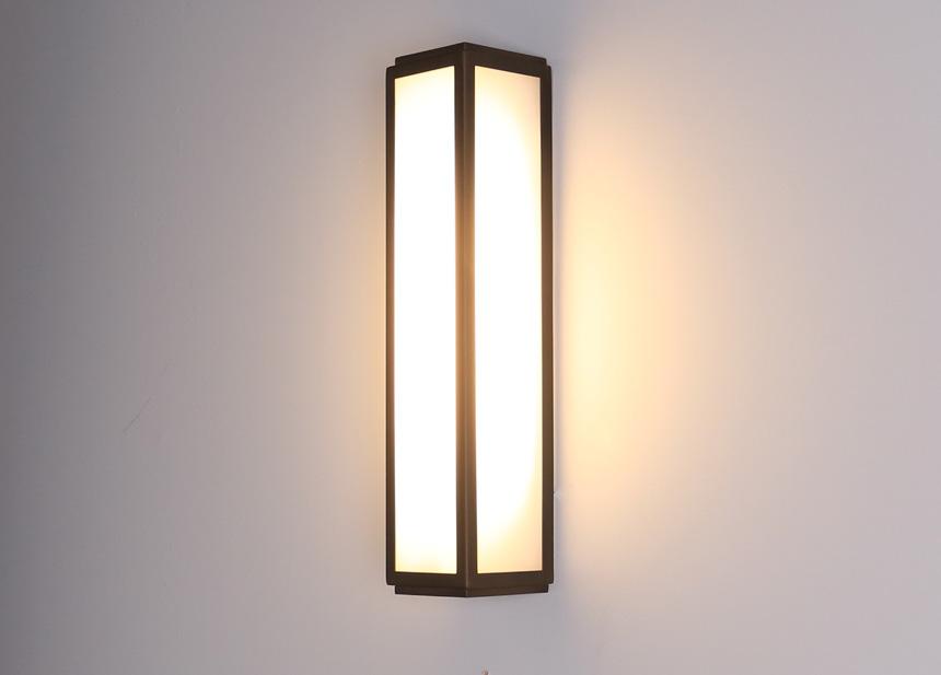 ミラーライト点灯