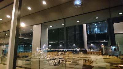 ブログ成田空港
